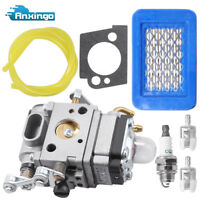 Carburetor A021001642 Air Filter Kit for Echo PB-500H PB-500T Walbro WLA-1