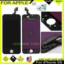 for Apple iPhone 5s LCD Touch Screen Digitizer Display Replacement Black A1453