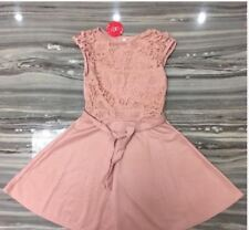 TOPLACE KIDS DRESS AG -  OLD ROSE