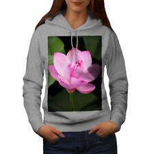 Lotus Flower Photo Nature Women Hoodie NEW | Wellcoda