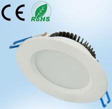 LED 56 3528 SMD DA INCASSO 230V 4W vetro latteo 5000K Faretto soffitto lampadina