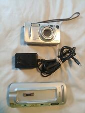 KODAK EASYSHARE LS 443 CAMERA, Battery, DOCK Battery Charger and AC ADAPTER
