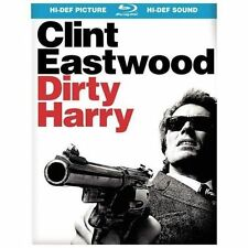 Dirty Harry (Blu-ray Disc, 2008DIRTY HARRY+MAGNUM FORCE NO SLIP COVER3.99 SALE