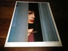 ISABELLA ROSSELLINI - Mini poster couleurs 2 !!!