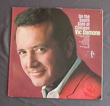 """Vinilo LP 12"""" 33 rpm VIC DAMONE - ON THE SOUTH SIDE OF CHICAGO"""