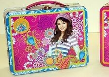 Wizards of Waverly Place Alex  Tin Lunch Box Blue