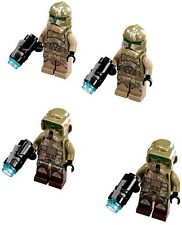 Lego Star Wars 75035 Kashyyyk Clone Trooper & 41st Elite Corps Trooper 4 Minifig