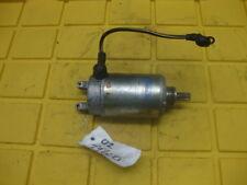 02 2002 TRIUMPH TT600 TT 600 ENGINE STARTER #YH68