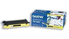 Cartouches de toner jaune pour imprimante Brother d'origine
