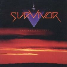 Survivor - Too Hot To Sleep (NEW CD)