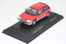 SAPI MODEL  1/43 Honda Civic 25i Red (vermilion)  Silver 1983 Rare