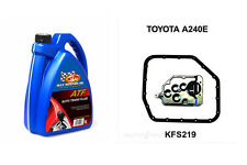 Transgold Transmission Kit KFS219 With Oil For Toyota COROLLA AE101 A240L Trans