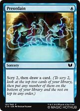 PREORDAIN Commander 2015 MTG Blue Sorcery Com