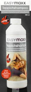 EASYmaxx Teppichshampoo Shampoo Teppichreiniger 0,5L Spezial-Fleckenformel