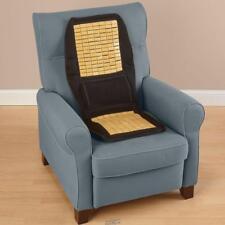 Hammacher Schlemmer The Any Surface Heated Massaging Seat Cushion