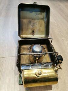 Rare Norwegian Military - Optimus 111t- Vintage - Silent burner - Sweeden - SVEA