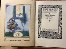"""Fairy Flowers"" by Isidora Newman (Ill. Pogany) [not Arthur Rackham] 1925"