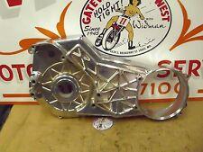 Harley-Davidson, INNER PRIMARY COVER, CHROME, P/N#60586-99B.#