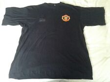 78017161f Bnwot Adult Genuine Manchester United Football Training T-shirt Top Large  New