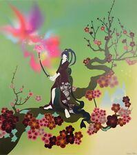 "Chiho Aoshima ""Piercing a Heart"" 2005 Ed 300  Signed  Art print KaikaiKiki"