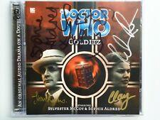 More details for doctor who big finish 25: colditz. signed sylvester mccoy,sophie aldred & others