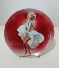 "Marilyn Monroe Delphi ""The Seven Year Itch"" Collector's Plate Limited Edition"