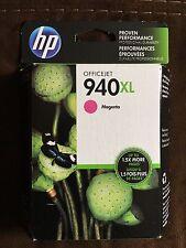 New Genuine Sealed OEM HP 940XL Magenta high yield ink cartridge FAST ship!