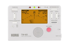 Korg Tm-60 Combo Tuner/Metronome