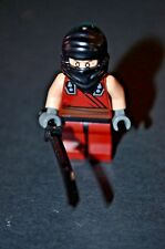 DARK NINJA ~ Minifigure ~ LEGO ~ Teenage Mutant Ninja Turtles ~ Mint ~