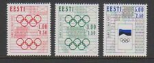 Estonia - 1992, Olympic Games, Barcelona set - MNH - SG 176/8