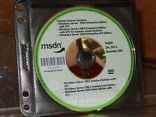 MSDN DISC 2941.1 NOVEMBER 2005 - ENGLISH
