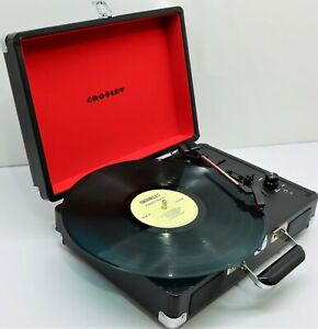 Crosley Cruiser Record Player - Black