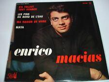 "EP ENRICO MACIAS "" MAYA "" LANGUETTE"