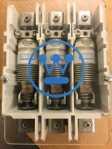 NEW WESTINGHOUSE V201KRCJ 160AMP 3POLE 120VAC COIL VACUUM CONTACTOR V2O1KRCJ