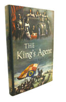 J. Kent Clark THE KING'S AGENT  Book Club Edition 1st Printing