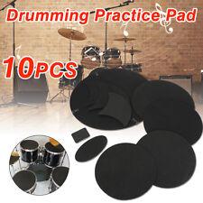 drum practice pads for sale ebay. Black Bedroom Furniture Sets. Home Design Ideas