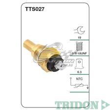 TRIDON WATER TEMP FOR Volvo 740 01/85-01/92 2.3L Petrol  TTS027