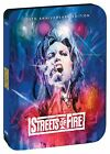 Streets Of Fire 35th Anniversary Edition Blu-Ray Steelbook Shout Factory NEW