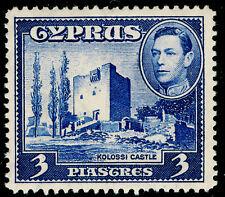 CYPRUS SG156a, 3pi ultramarine, LH MINT.