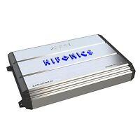 Hifonics Zeus 2400 Watt Max Class D Monoblock Car Audio Amplifier | ZXX-2400.1D