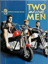 TWO AND A HALF MAN - COMPLETE SECOND SEASON - (4) DVD SET - STILL SEALED