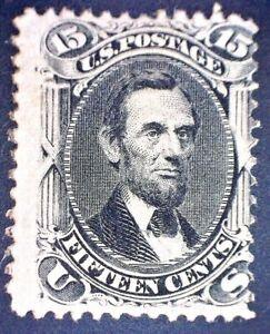 CatalinaStamps: US Stamp #77 Unused VG/50, SCV=$1100, Lot #A83