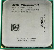 Lot (20 units) of AMD CPU Phenom II-X3 720 Black Edition 2.8GHz Socket AM3