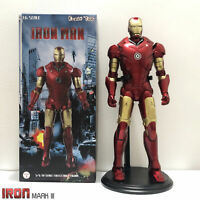Empire Toys 1:6 Scale Iron Man Mark MK3 Action Figure 1/6th Scale Ironman Toys