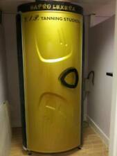 Hapro DELTA STAND UP SUNBED With 48x EU 0.3 Tubes - Tanning Salon VTU