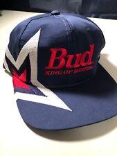 Bud King Of Beers 1996 Atlanta Olympics Starter Snapback New Deadstock