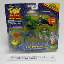 Disney Toy Story and Beyond Devious Dino Carded Sealed Pixar