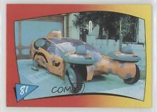 1989 Topps Back to the Future Part II #81 The Spider Car Non-Sports Card 1n4