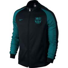 Nike FC Barcelona N98 Jacket Sz:XL Men's 777269-014 Black UEFA Official NWT Rare
