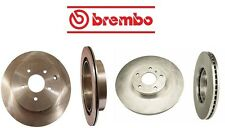 Brembo Complete Front Rear Brake Rotors Kit fits Nissan Murano 11-14 V6 3.5L